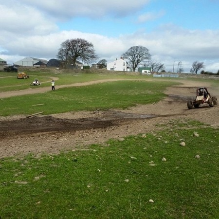 Off Road Karting Edinburgh