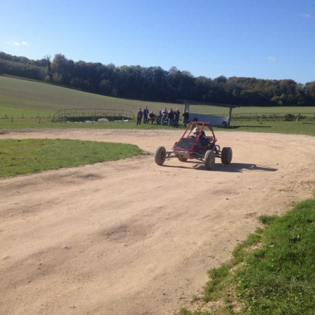 Off Road Karting Thornicombe, Dorset